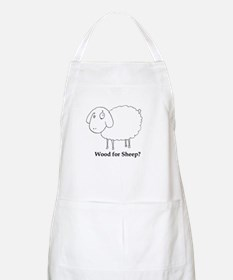 Wood for Sheep? Apron