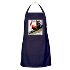 NOT for Chickens! Apron (dark)