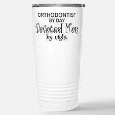 Orthodontist Devoted Mom Travel Mug