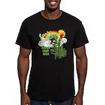 Forks Washington Men's Fitted T-Shirt (dark)