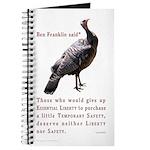Ben Franklin Liberty Turkey Journal