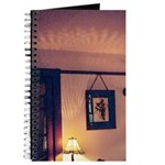 Lamplight Vintage Style Print Journal
