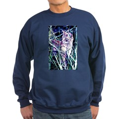 Colorful Cat Sweatshirt