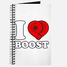 I Heart Boost Journal