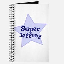 Super Jeffrey Journal