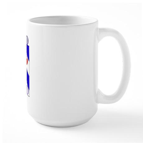 Friesland Frisian Flag Large Mug