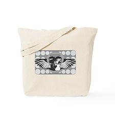 Angel (Gray) Tote Bag
