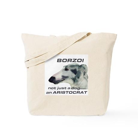 Borzoi Aristocrat Tote Bag