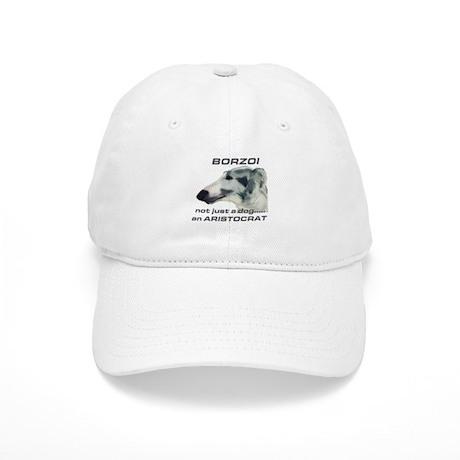 Borzoi Aristocrat Cap