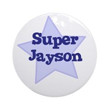 Super Jayson Ornament (Round)