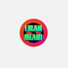 I SLAM ISLAM! Mini Button