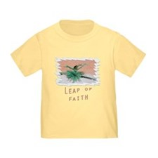 leap of faith T