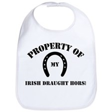 My Irish Draught Horse Bib