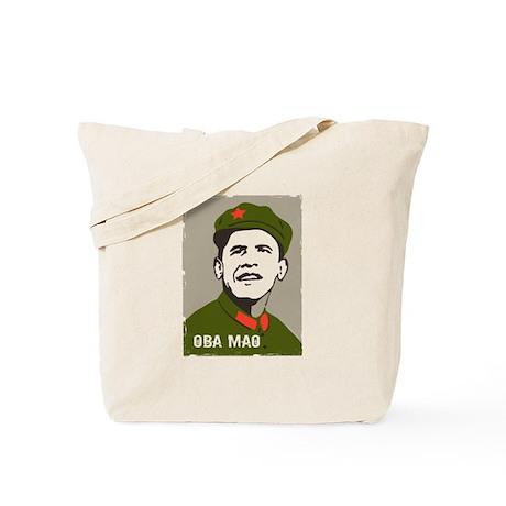 Obama Mao Tote Bag