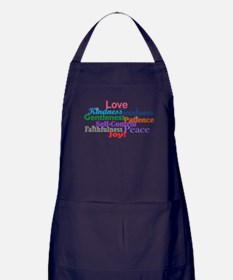 Fruit of the Spirit Apron (dark)