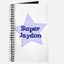 Super Jaydon Journal