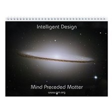 """Mind Preceded Matter"" 2006 Wall Calendar"