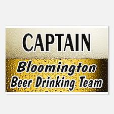 Bloomington Beer Drinking Team Postcards (Package