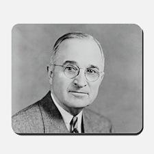 Harry S. Truman Mousepad