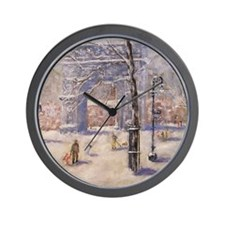 Cute Abigail Wall Clock