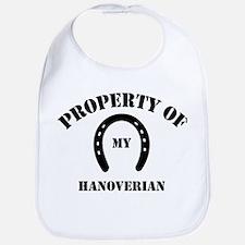 My Hanoverian Bib