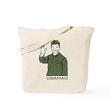 Obamao Tote Bag