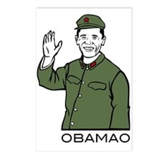 Obamao Postcards (Package of 8)