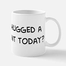 Hugged a Travel Agent Mug