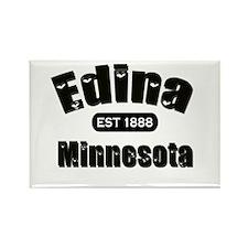 Edina Established 1888 Rectangle Magnet (10 pack)