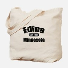 Edina Established 1888 Tote Bag