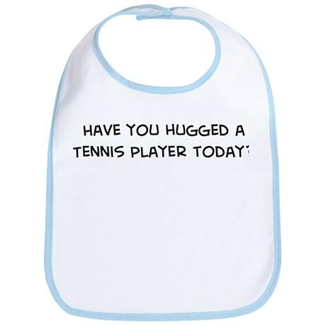 Hugged a Tennis Player Bib