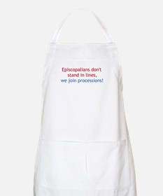 Lines and Processions Apron