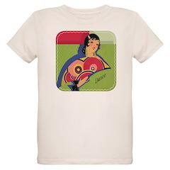 Alluring Gypsy Dancer T-Shirt