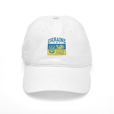 Ukraine Baseball Cap