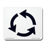 Roundabout Mousepad