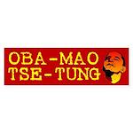 Oba-Mao Tse-Tung Bumper Sticker (50 pk)