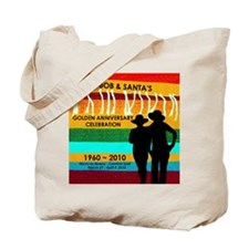 Bob & Santa's Golden Anniversary - Tote Bag