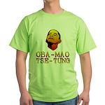 Oba-Mao Tse-Tung Green T-Shirt