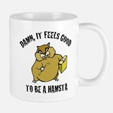 GANGSTA HAMSTA Mug