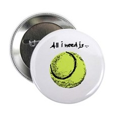 """Need Tennis 2.25"""" Button (10 pack)"""