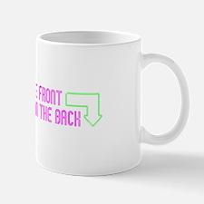 Liquor in the Front Poker in the Back Mug