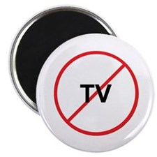 No TV Magnet