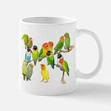 Lovebird Horde Mug