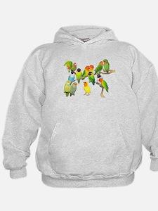 Lovebird Horde Hoodie