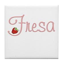 Fresa Tile Coaster