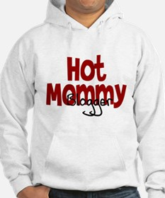 Hot Mommy Blogger Hoodie