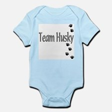 Team Husky Gift Items Infant Bodysuit