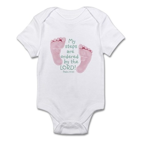 Steps Ordered Infant Creeper