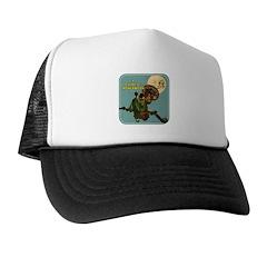 Chinese Honeymoon Trucker Hat