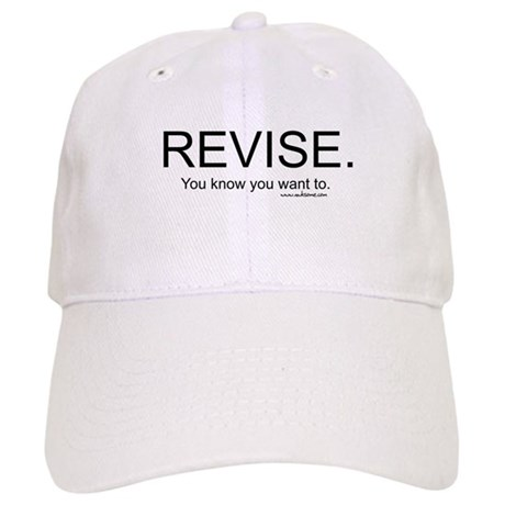 """""""Revise"""" Cap"""
